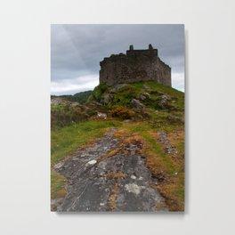 Castle Tioram Metal Print