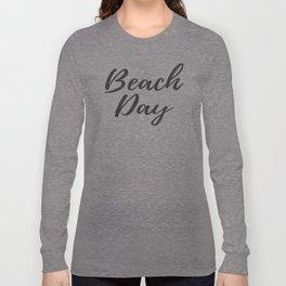 Beach Day Shirt, Vacation Shirt, Vacation Mode, Cruise Shirts, Summer Tee, Travel Shirts, DAM Creati Long Sleeve T-shirt