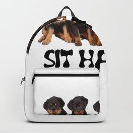 Sit Happens Backpack