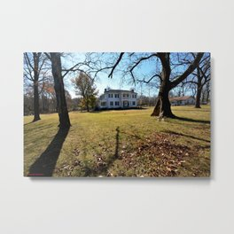 Cherokee Nation - The Historic George M. Murrell Home, No. 4 of 5 Metal Print