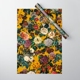 Exotic Garden V Wrapping Paper