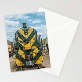 CNW 1689 ALCO RSD-5 Diesel Electric Locomotive Train Engine  Stationery Cards