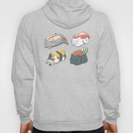 Sushi Cats Hoodie