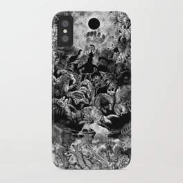 Sacrifice iPhone Case