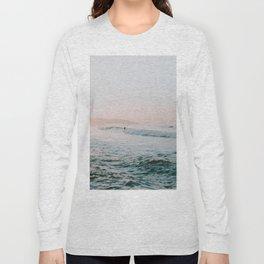 summer waves Long Sleeve T-shirt