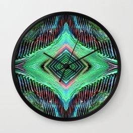 Texture's eye Wall Clock