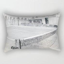 Tennis Life Rectangular Pillow