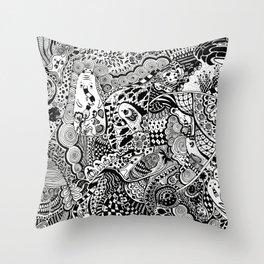 Dream 01 Throw Pillow