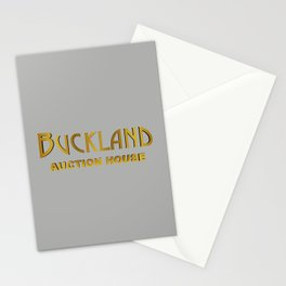 Buckland Logo Stationery Cards