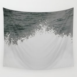 MAINE FERRY WAKE 2 Wall Tapestry
