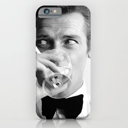 Roger Moore Cool iPhone Case