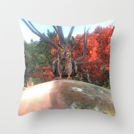 Cult of Youth:Youth Hunter Siege Throw Pillow
