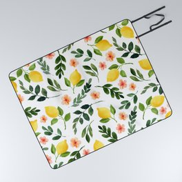 Lemon Grove Picnic Blanket