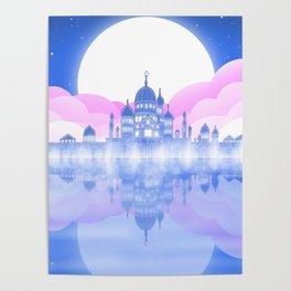 Sailor Moon Palace Poster