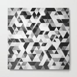 amped (monochrome series) Metal Print