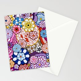 Look Out World! Stationery Cards