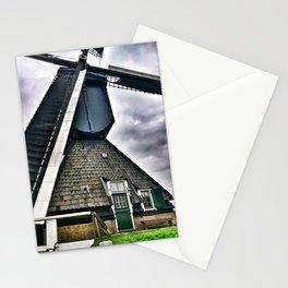 Kinderdijk Windmill The Netherlands Stationery Cards