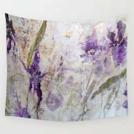 Orchid Light Wall Tapestry