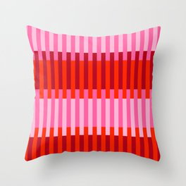Abstract_LINE_ART_01 Throw Pillow
