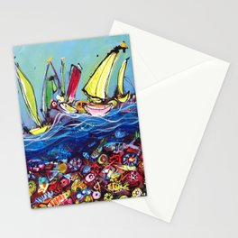 Magnificence Abounds Stationery Cards