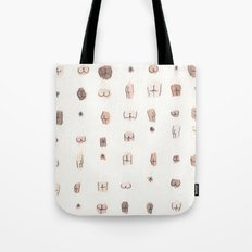 butts Tote Bag