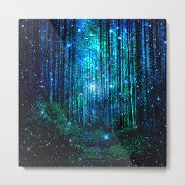 magical path Metal Print