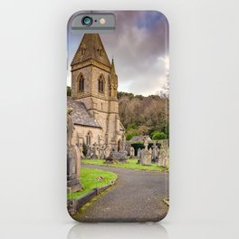 Church at Pantasaph iPhone Case
