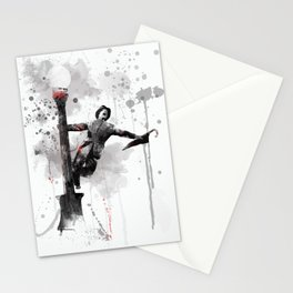 Singing in the Rain - Gene Kelly Stationery Cards