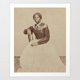 Harriet Tubman Vintage Photograph Kunstdrucke