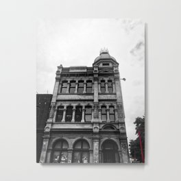 Old Wellington Building Metal Print