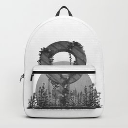 Gender Symbol - Vintage Backpack