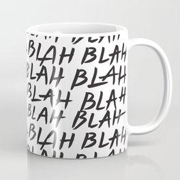 Blah Blah Kaffeebecher