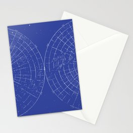 Magellanic Clouds Stationery Cards