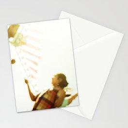 Kiteflying Stationery Cards