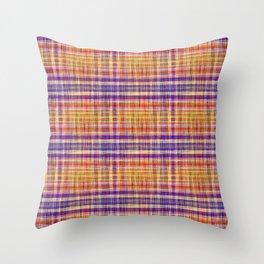 Tweedy Throw Pillow