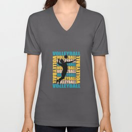 Volleyball Volleyball Player Gift Unisex V-Neck