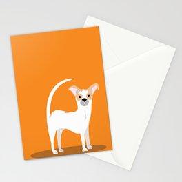 Orange Linus Stationery Cards