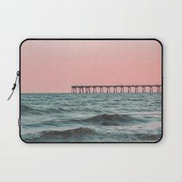 Pink Ocean Laptop Sleeve