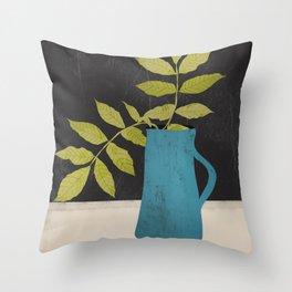 Vase 6 Throw Pillow
