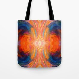 Acoustic Energy Tote Bag