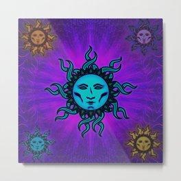 Sublime Moon Tapestry #1 Metal Print