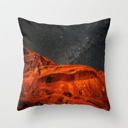 The Contrast Throw Pillow