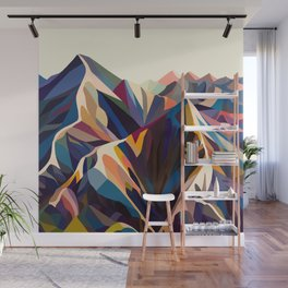 Mountains original Wall Mural