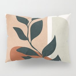 Soft Shapes II Pillow Sham