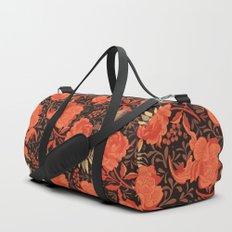 Art nouveau florals Duffle Bag