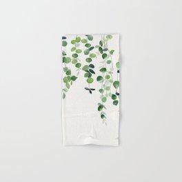 Eucalyptus Watercolor 2  Hand & Bath Towel