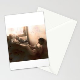 """""""The day after felt so right"""" Stationery Cards"""