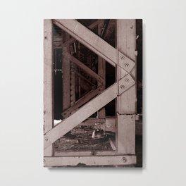 vaughn oregon Metal Print