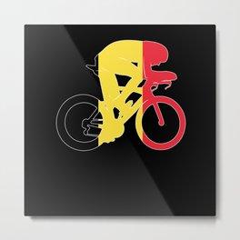 Tour de France, Tour de France Paris, Belgium Metal Print