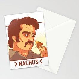 nachos drug lord  Stationery Cards